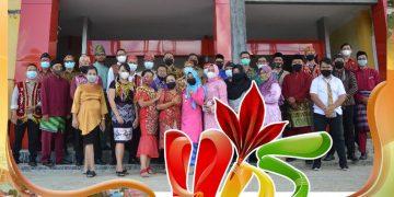 Kemeriahan Perayaan HUT Kota Sanggau Ke-405 Di Dinas PCKTRP Kab. Sanggau