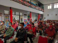Pembekalan Pelaksanaan Ujian Dinas dan Ujian Kenaikan Pangkat Penyesuaian Ijasah Dengan Sistem CAT di Lingkungan Pemerintah Kabupaten Sanggau Tahun 2021