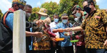 Ziarah ke Makam Pangsuma di Meliau, Wabup Sanggau: Bentuk Penghargaan dan Penghormatan Kepada Para Pejuang