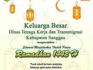 Selamat Menjalankan Ibadah Puasa Ramadhan 1442H