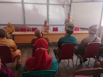 Selamatan Hari Jadi Kota Sanggau ke 405 tahun, Pisah Sambut ASN dan Purna Bakti di Dinas Nakertrans Kab. Sanggau