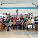 Sosialisasi Pengendalian Organisme Pengganggu Tumbuhan (OPT) Tanaman Kelapa Sawit di Dusun Semadu Desa Maringin Jaya Kecamatan Parindu
