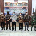 Bupati Sanggau Mengikuti Peringatan Hari Otonomi Daerah Xxv Secara Virtual