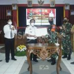 Bupati Sanggau Apresiasi Hasil TMMD IMBANGAN ke-110 di Kecamatan Tayan Hulu.