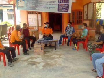 23 KK Korban Banjir Bandang di Desa Nekan, Dapat Bantuan dari BPBD Sanggau