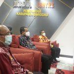 Sekda Sanggau Ikuti Upacara Harkitnas bersama 514 Kabupaten/kota