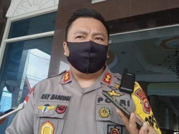 """Kapolres Sanggau """"Warning"""" Anggota yang Bertugas di Pos Penyekatan Mudik, Ini Pesannya"""