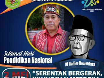 Peringatan Hari Pendidikan Nasional 2 Mei 2021