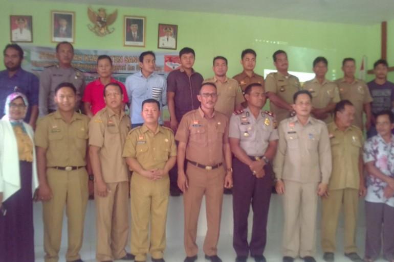 SOSIALISASI LEGALITAS BAGI INDUSTRI KECIL MENENGAH (IKM) DI KAB. SANGGAU – DPMPTSP