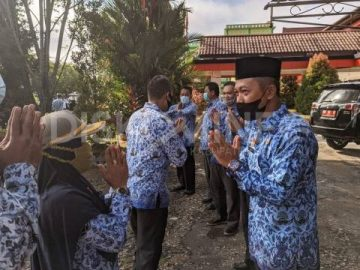 Apel Perdana Usai Bulan Suci Ramadhan, Ini Pesan Kepala Dinas Kominfo Sanggau