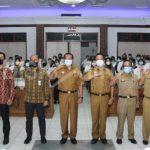 Sekda Sanggau Buka Kegiatan Diklat Teknis Pengukuran Kinerja ASN Di Lingkungan Pemkab Sanggau