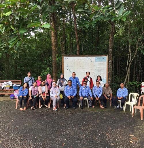 Ayo ke Taman Ke Hati di Kota Sanggau – Dinas Lingkungan Hidup