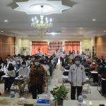 Redaksi Kegiatan Sosialisasi Audisi Duta GenRe Kabupaten Sanggau Tahun 2021