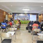 DINSOSP3AKB Kabupaten Sanggau Gelar Koordinasi Teknis Gerakan Tumbuh Kembang Balita Di Posyandu Kabupaten Sanggau Tahun 2021