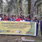 Dinas Perkebunan dan Peternakan Bersama SPKS Memperkuat Petani Swadaya Dalam Program PSR di Kabupaten Sanggau