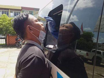 205 Warga Kabupaten Sanggau Hasil Tracing Kontak Erat, Jalani Swab PCR