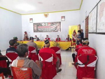 Wabup Sanggau Buka Musdat DAD Kecamatan Mukok