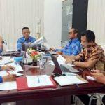 Bidang Statistik Dan Persandian Dinas Kominfo Sanggau Laksanakan Rapat Intern terkait IKU