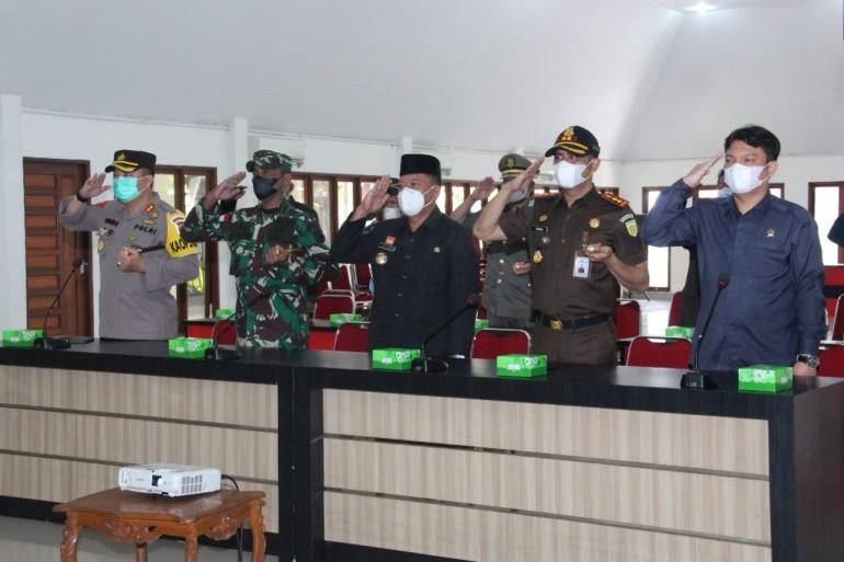 Bupati Sanggau : Peringatan Hari Berkabung Daerah, Momentum Generasi Muda Jaga Persatuan dan Kesatuan