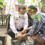 Wabup Sanggau Resmikan Kebun Pembibitan Tanaman Endemik Binaan PT. Antam
