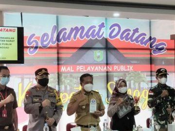 Ombudsman Kalbar buka gerai pengaduan di Kabupaten Sanggau