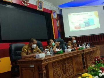 Monitoring dan Evaluasi Program Pemberantasan Korupsi
