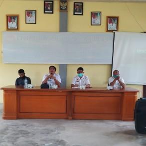 Pelatihan eHDW Kader Pembangunan Manusia (KPM) Cluster III di Kecamatan Sekayam Kabupaten Sanggau