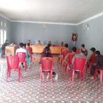 Pembinaan Kegiatan Desa Fokus di Desa Tanjung Bunga Kecamatan Kembayan