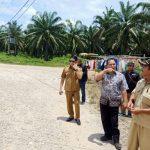 Program Pamsimas III Tahun 2019 Uji Pakai di Desa Semuntai Kecamatan Mukok