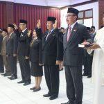 Bupati Sanggau Mutasi Tujuh Pejabat Eselon II di Lingkungan Pemkab Sanggau, Ini Posisinya
