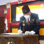 Bupati Sanggau Lantik Pejabat Administrator Dan Pengawas Di Lingkungan Pemkab Sanggau