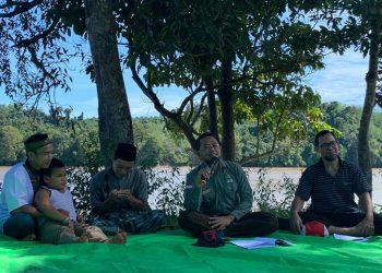 Sosialisasi Kegiatan Sarana dan Prasarana Pengembangan Kebun Kelapa Sawit di Lingkungan Pudu