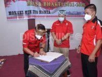 Wabup Sanggau Hadiri Muscab PDKS DPC Kecamatan Tayan Hulu