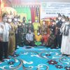 "IKSB Kabupaten Sanggau Gelar Tolak Bala ""Bakaua"" Berharap Covid-19 Cepat Berlalu"
