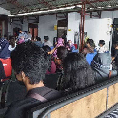 220 Orang Ikuti Vaksinasi Digelar Kejari Sanggau