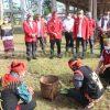 Ritual Adat Nosu Minu Podi XVII, Bupati Sanggau: Doa Meminta Keselamatan Dan Kesejahteraan