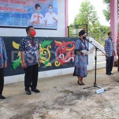 Pengurus Forikan 10 Kecamatan Di Kabupaten Sanggau Dikukuhkan