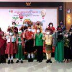 Sebanyak 8 Peserta Mengikuti Lomba Bercerita SD/MI Tingkat Kabupaten Sanggau Tahun 2021