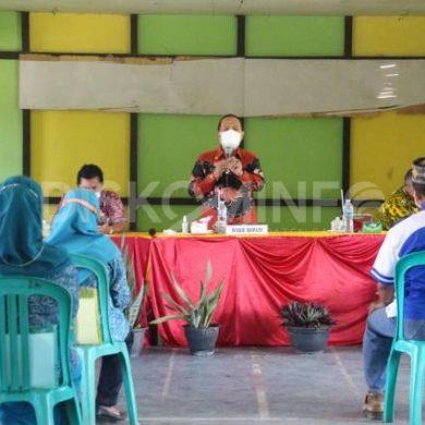 Wabup Sanggau Berharap Partisipasi Masyarakat Dalam Menggunakan Hak Pilihnya Meningkat