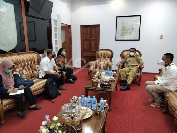 Muskab PMI Sanggau Ke-9 Bakal Dibuka Bupati Sanggau Paolus Hadi