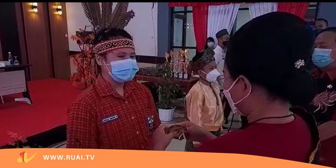 8 Pelajar di Sanggau Ikuti Lomba Cerita Rakyat