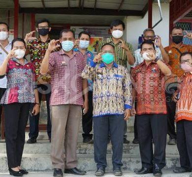 Sosialisasi dan Serah Terima Pengelolaan Website PPID Kecamatan Jangkang