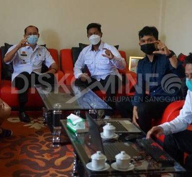 Sosialisasi dan Serah Terima Pengelolaan Website PPID Kecamatan Bonti