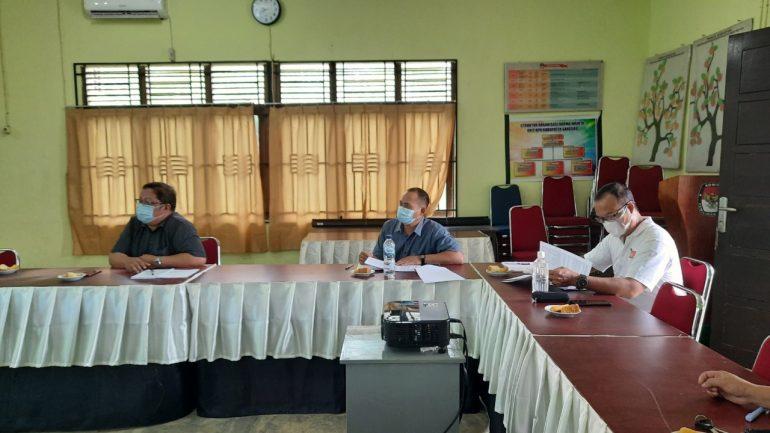 DPB Sanggau Periode Juli Tahun 2021 Bertambah 997, Total Jadi 337.653 Pemilih
