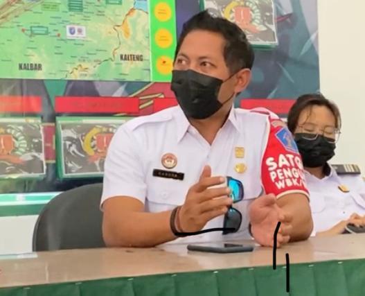 Candra : Kanim Klas II TPI Sanggau Tetap Berikan Pelayanan Optimal
