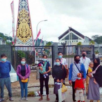 KJRI Kuching bantu pulangkan PMI dalam kondisi khusus lewat Entikong