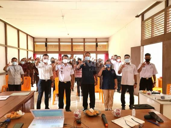Sosialisasi Pengelolaan Pengaduan Pelayanan Publik Melalui SP4N Lapor di Kecamatan Balai
