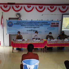 Intervensi Ketahanan Keluarga Berbasis Sumber Daya Pembangunan Desa di Desa Tanjung Merpati Kecamatan Kembayan