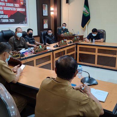 Jumadi : 3 Raperda Yang Disetujui DPRD Diharapkan Bawa Kesejahtraan Masyarakat Sanggau