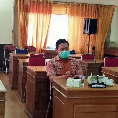 Bappeda Kabupaten Sanggau mengikuti webinar Kebijakan dan Strategi Program Ketahanan Pangan untuk Percepatan Penurunan Stunting